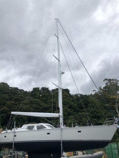 NZ Yacht Services in the Bay of Islands offering a professional repair and maintenance services for both local yachts and those visiting New Zealand.